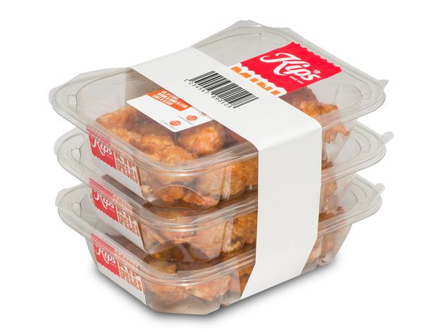L'emballage et la distribution rapides de produits de viande