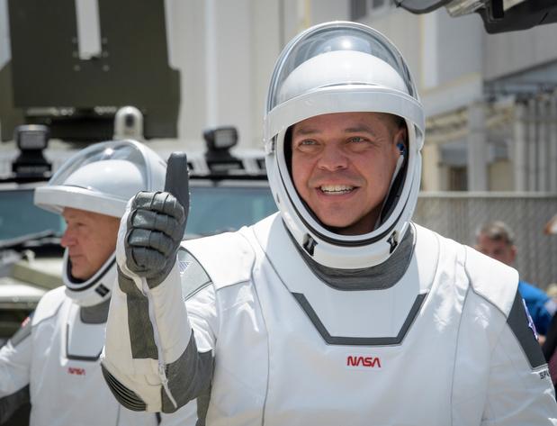 Amarrage réussi de Crew Dragon de SpaceX à l'ISS (vidéo)