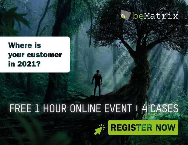 Ontdek in één uur hoe je je klanten beter kan bereiken. 'Meet Your Customer' en schrijf je vandaag nog in!