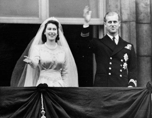 Le prince Philip, l'époux de la reine Elizabeth, fête ses 99 ans