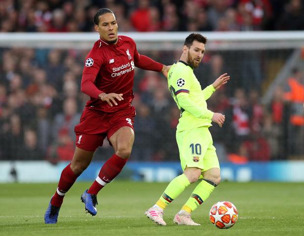 Messi, Ronaldo, Van Dijk: qui va remporter le Ballon d'Or?