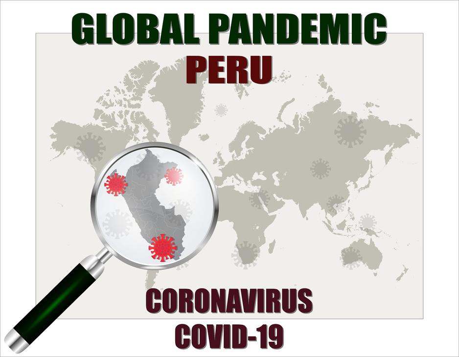 Au Pérou, les variants brésiliens et andins du Covid-19 font des ravages