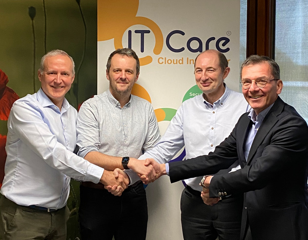 IT-dienstverlener Savaco neemt cloudintegrator IT-Care over