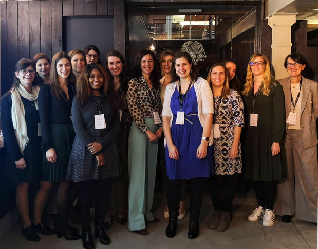 Lancement de la première édition de The Ada Talks à Bruxelles