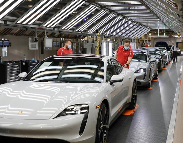 Porsche wil groene toeleveranciers
