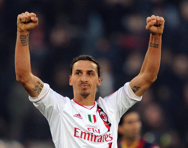 Ibrahimovic à l'AC Milan, ça se précise