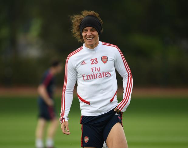 David Luiz veut retourner à Benfica et y terminer sa carrière