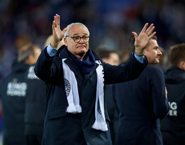 Serie A: La Juve en leader, Pioli et Ranieri en sauveurs