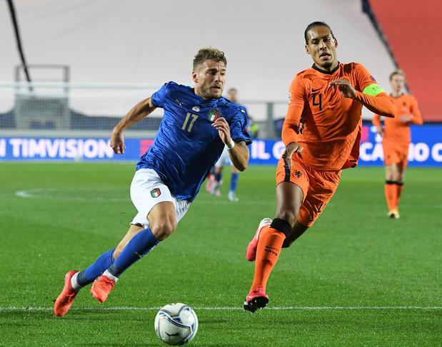 Comment les Pays-Bas préparent l'Euro sans Van Dijk ?