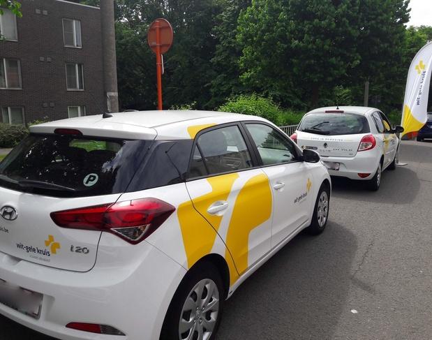 Wit-Gele Kruis zette in 2020 samenwerking centraal