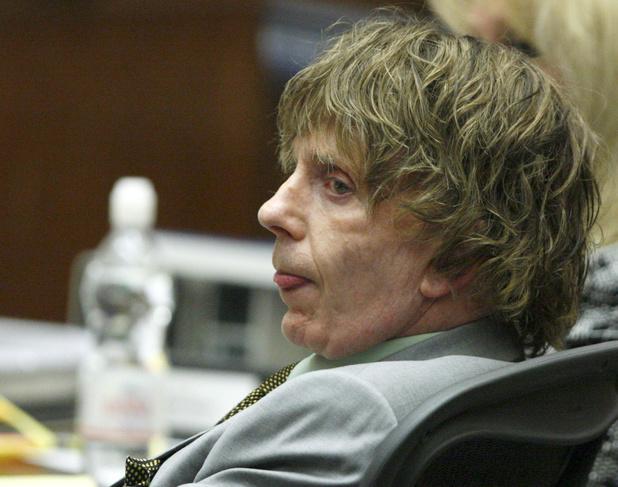 Le légendaire producteur Phil Spector est mort en prison