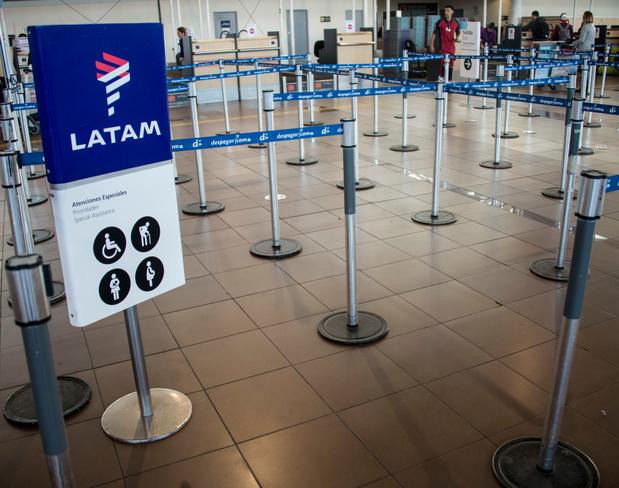 La compagnie aérienne LATAM se déclare en faillite aux Etats-Unis