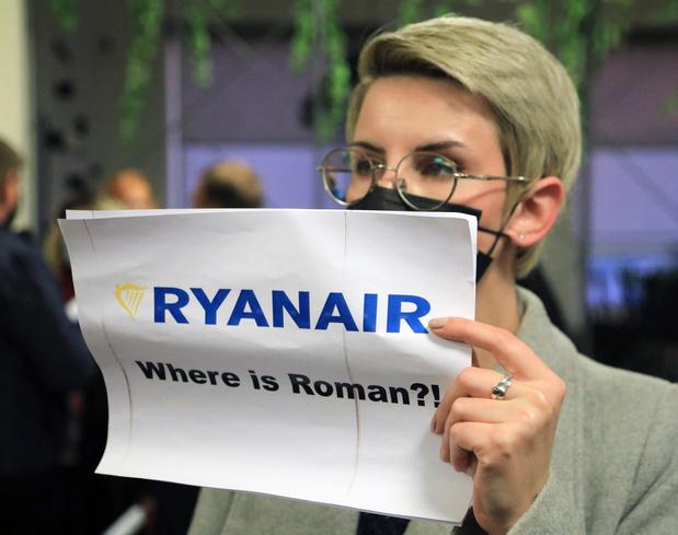 Avion Ryanair détourné par le Bélarus: ce que l'on sait