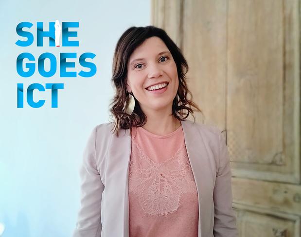 Jessica Ruelens (Cake): 'Om hypes te temperen, probeer ik altijd concreet te maken wat iemand van nieuwe technologie kan verwachten'