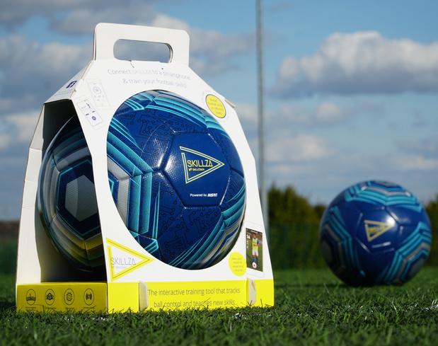 Maak kans op een revolutionaire Skillza voetbal!