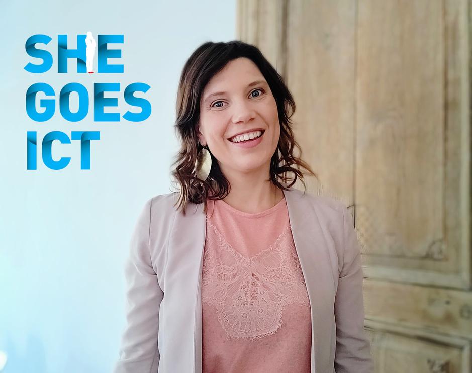 Jessica Ruelens (Cake): 'Pour tempérer les vogues, je tente toujours de matérialiser les attentes d'une nouvelle technologie'