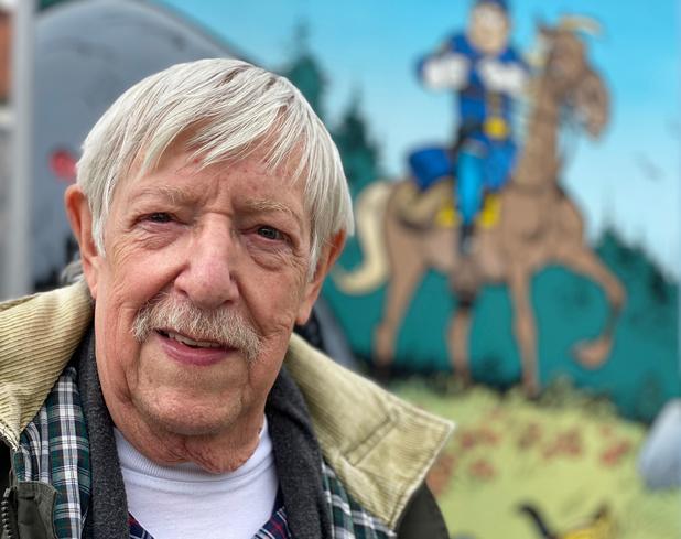 Le créateur des Tuniques Bleues, Raoul Cauvin, est décédé