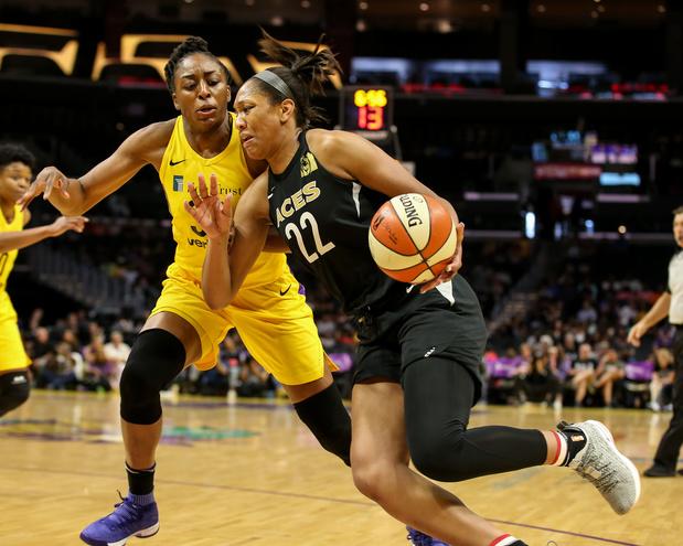 La WNBA n'a jamais été aussi populaire