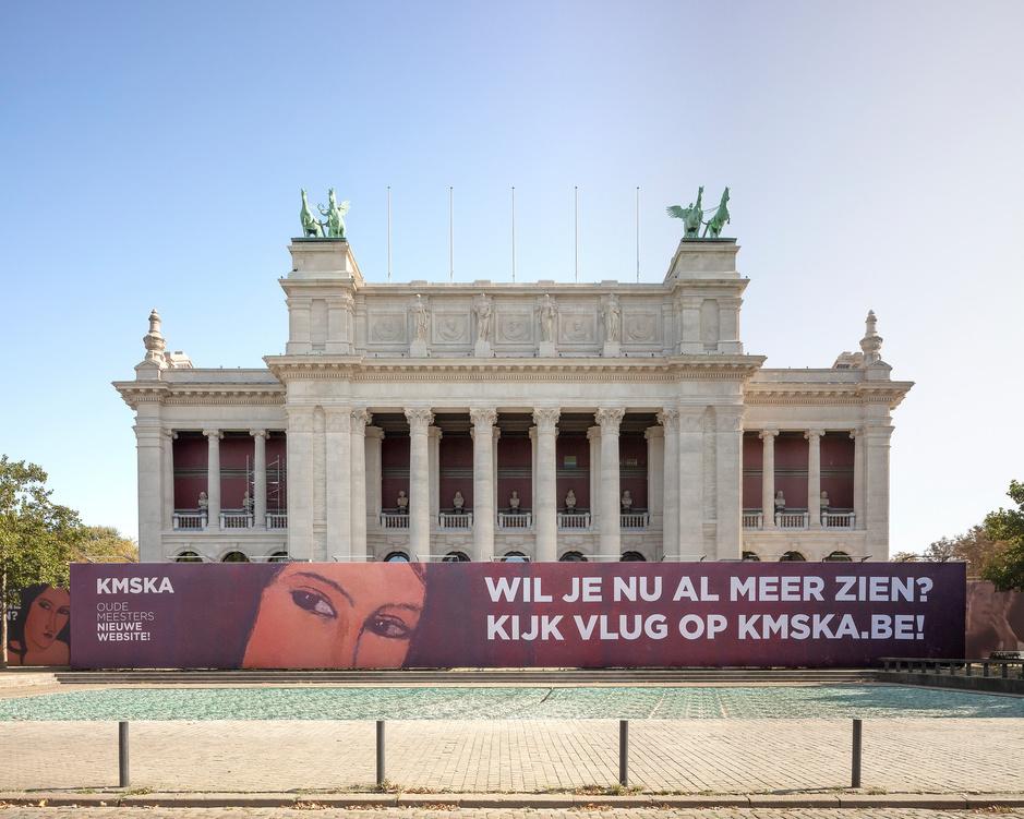 Museumkoorts: op wandel door het vernieuwde KMSKA in 6 architecturale stops