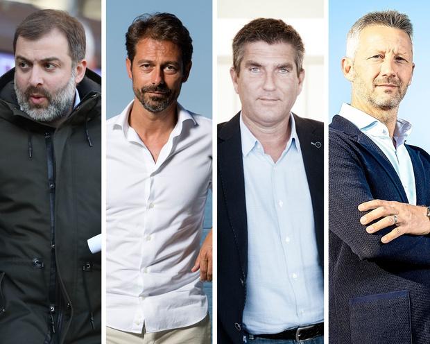 Bayat, Henrotay, De Koster, Frenay: le Big 4 des agents belges a connu la cellule