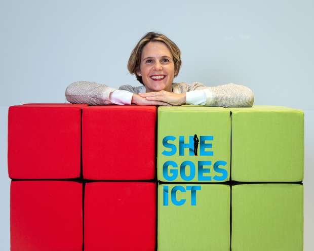 Laurence Janssens (Microsoft): 'Il convient d'accorder plus d'attention aux cadres féminins'
