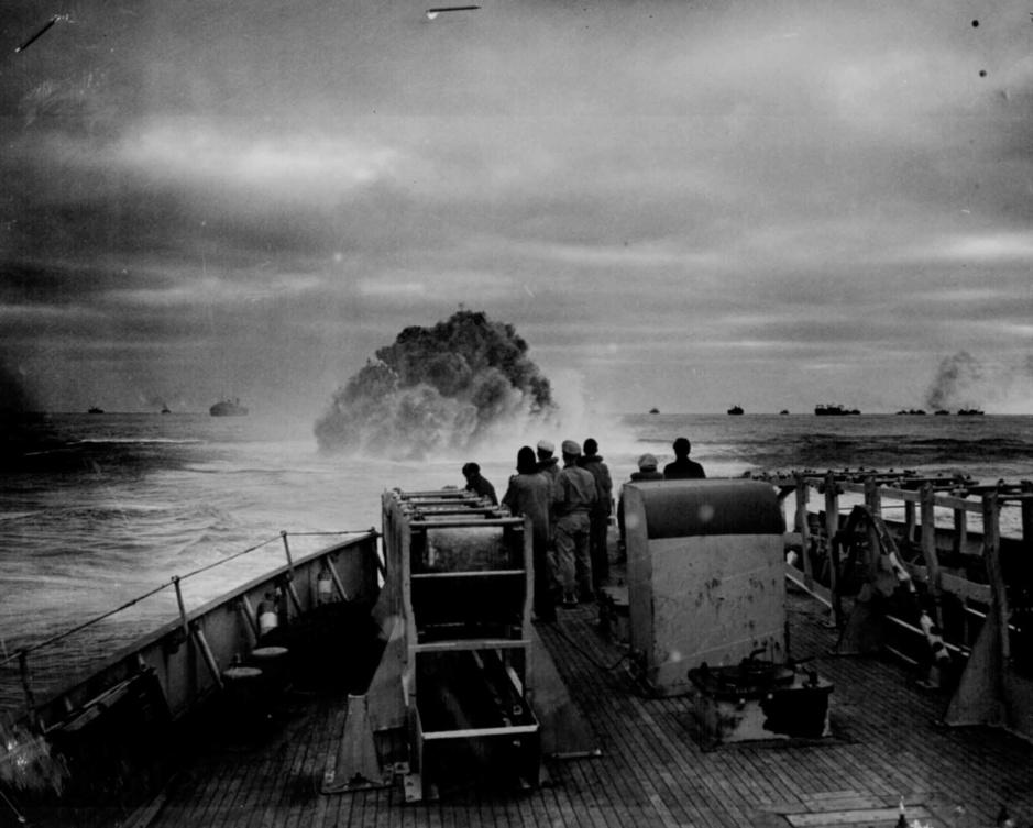 La Seconde Guerre mondiale en 40 photos marquantes