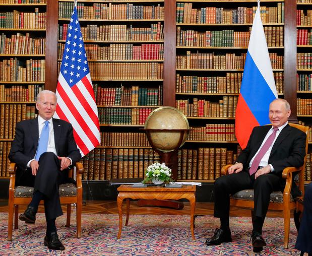Biden a demandé à Poutine d'agir contre les cyberattaques venues de Russie
