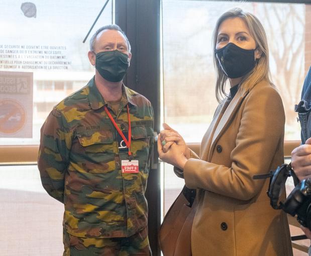 Militaires belges en quarantaine: près de 4 millions d'euros et 5 hôtels loués