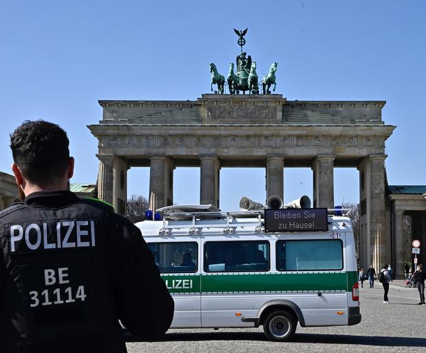 L'Allemagne veut imposer une quarantaine aux voyageurs à leur arrivée