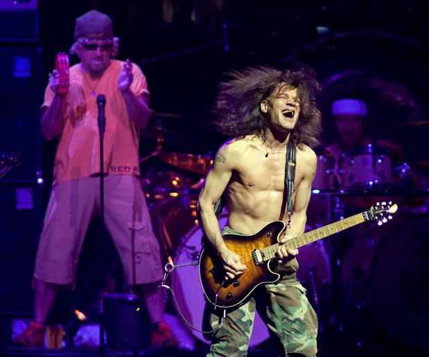 Eddie Van Halen est décédé