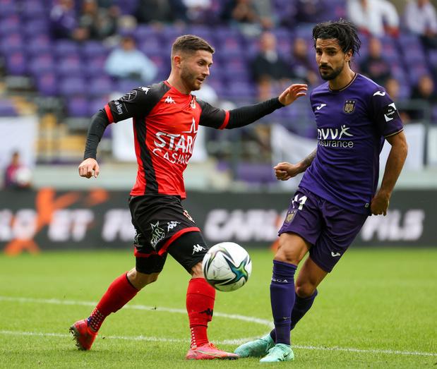 "Antoine Bernier (Seraing): ""C'est grâce à Nicolás Frutos que j'ai eu ma chance à Anderlecht"""
