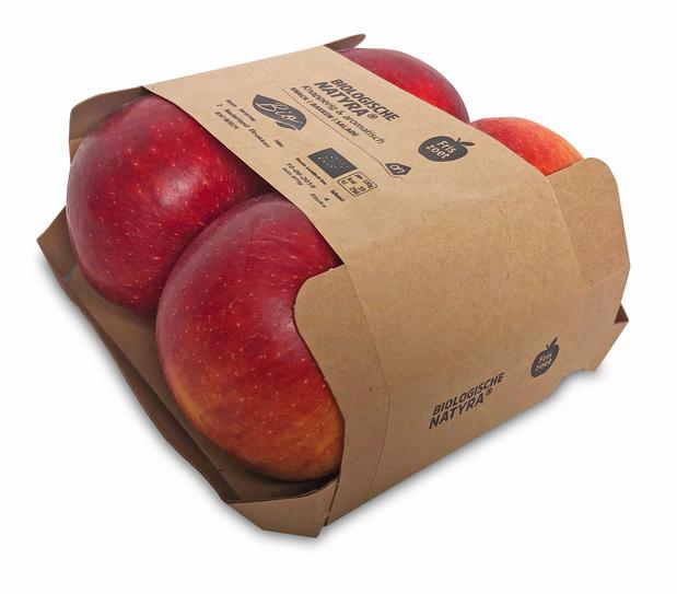 Réduire le matériel d'emballage dans le secteur des fruits et légumes