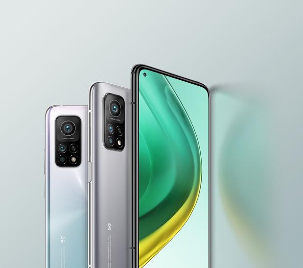 Xiaomi lance des téléphones Mi 10T à prix serrés
