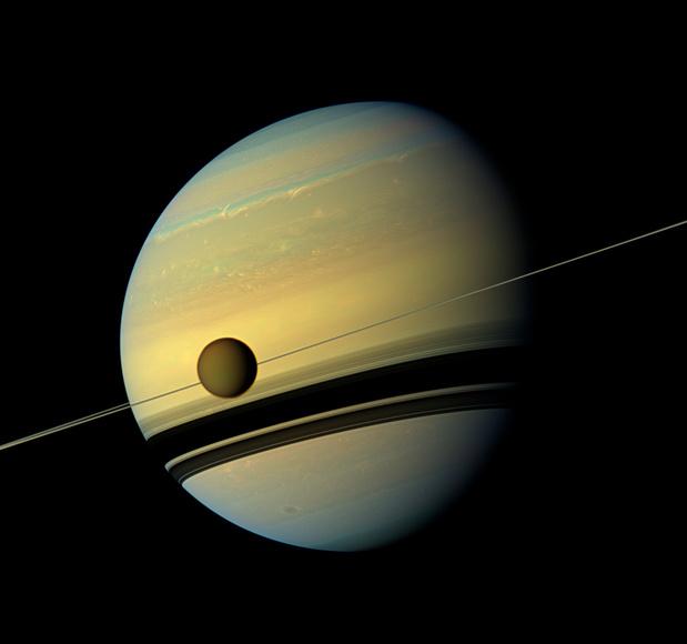 Un drone de la NASA va examiner des traces de vie sur Titan