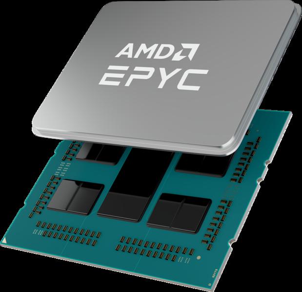 AMD lance de nouvelles puces pour serveurs