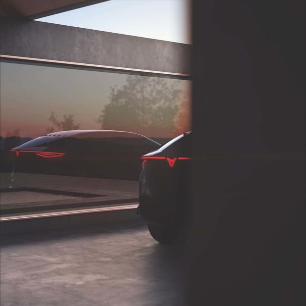 Le prochain SUV électrique de Cupra s'appellerait Tavascan