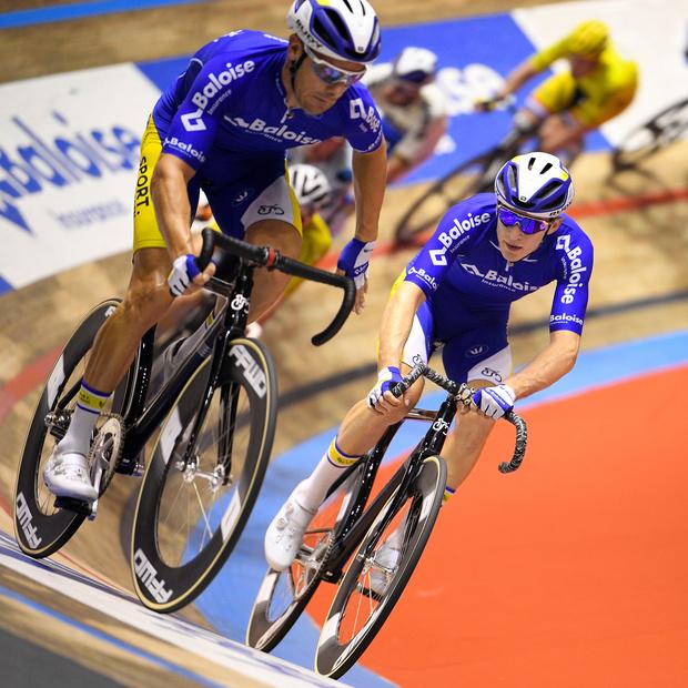 Zesdaagse van Gent: Kenny De Ketele en Robbe Ghys triomferen na spannende finale