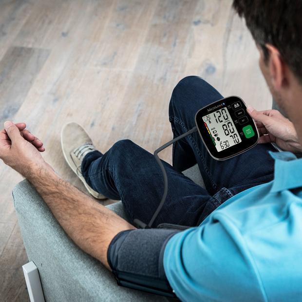 Je bloeddruk meten was nog nooit zo gemakkelijk!