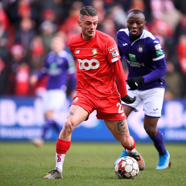 Combien gagne un footballeur pro en Belgique?
