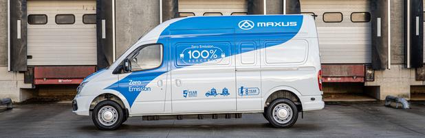 Maxus lanceert twee nieuwe modellen in 2020