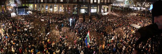 Hongaars parlement keurt wet goed die greep van regering op theater versterkt