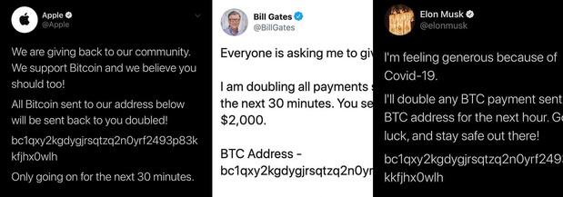 Hoe konden hackers tweeten als Elon Musk en Bill Gates?