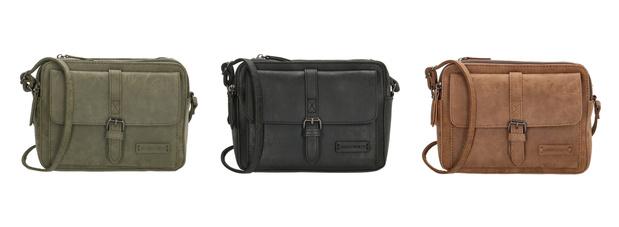 Pratique et tendance, le sac en bandoulière Enrico Benetti pour seulement 24,95 €