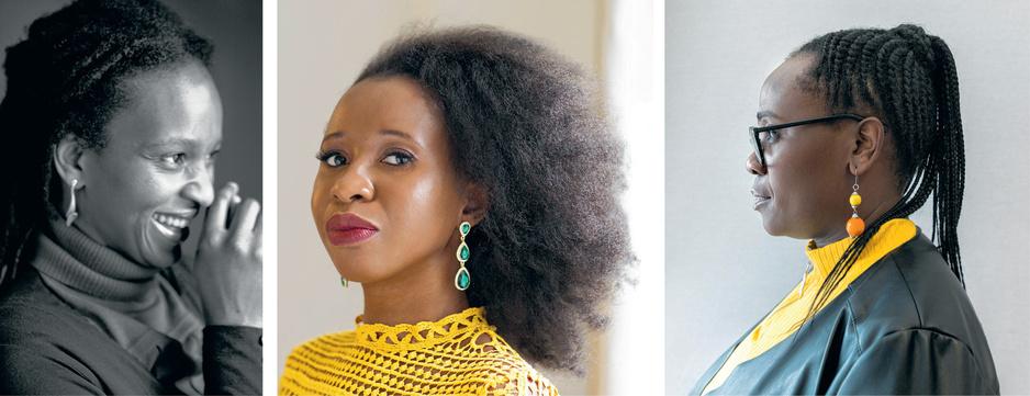 Krachtige Afrikaanse stemmen