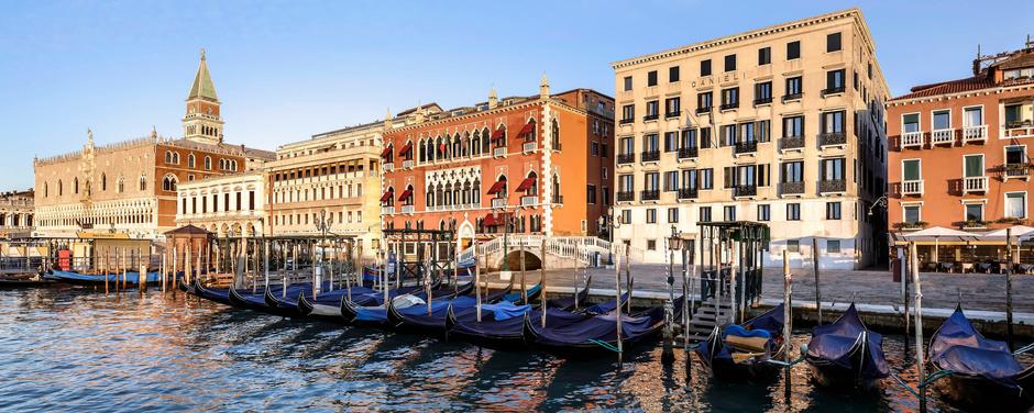 Dans les coulisses de l'hôtel Danieli, la quintessence de Venise