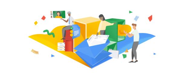 G Suite-apps krijgen plaats in Gmail