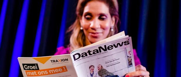 Lisez désormais aussi Data News dans l'appli 'Mes Magazines'