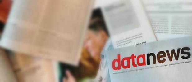 Data News accroît le nombre de ses lecteurs