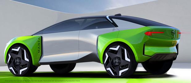 Opel va passer au 100% électrique dès 2028