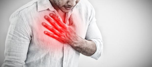 Plus de 50% des patients séropositifs ont un âge cardiaque excédentaire d'au moins 10 ans